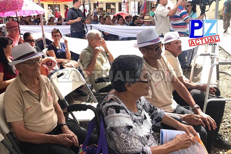 Adultos mayores de Quepos, Garabito y Parrita cuentan con nuevo centro de cuido.