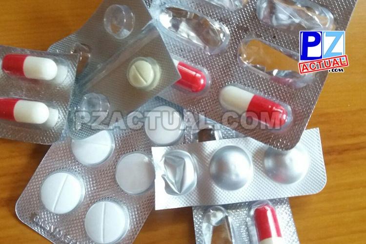 Población no debe donar medicamentos, advierte el Ministerio de Salud.