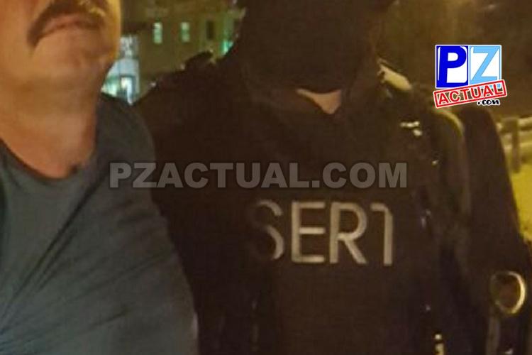 Fiscalía consigue condena de 10 años de prisión contra exjefe policial de apellido Pizarro.