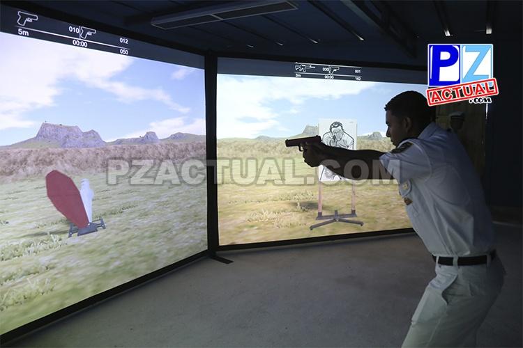 Polígono virtual ubicado en Quepos mejorará destrezas del personal de Guardacostas.