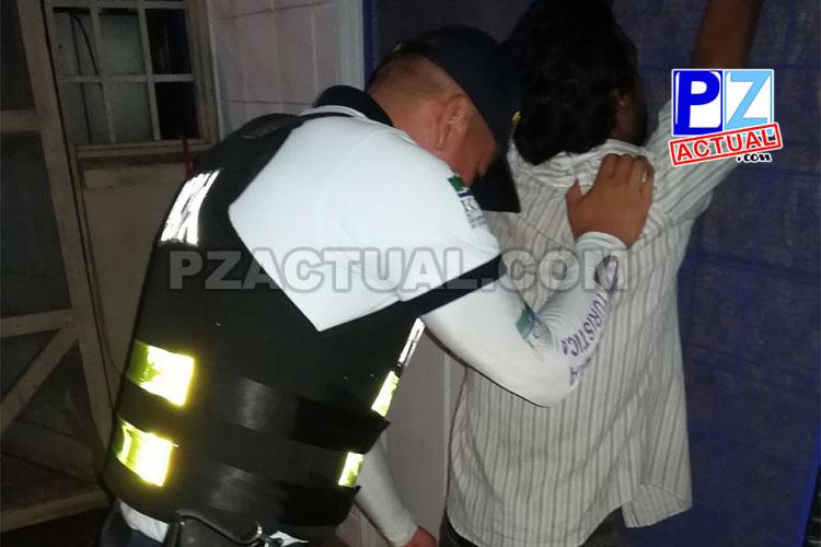 Policía Turística aprehendió sujeto por robo de maletas.