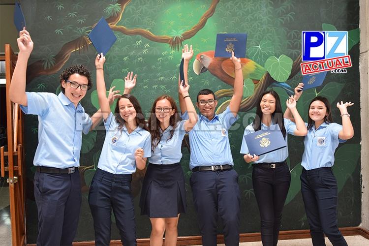 Estudiantes del Colegio Científico de Pérez Zeledón estudiarán un año en una secundaria en Estados Unidos.