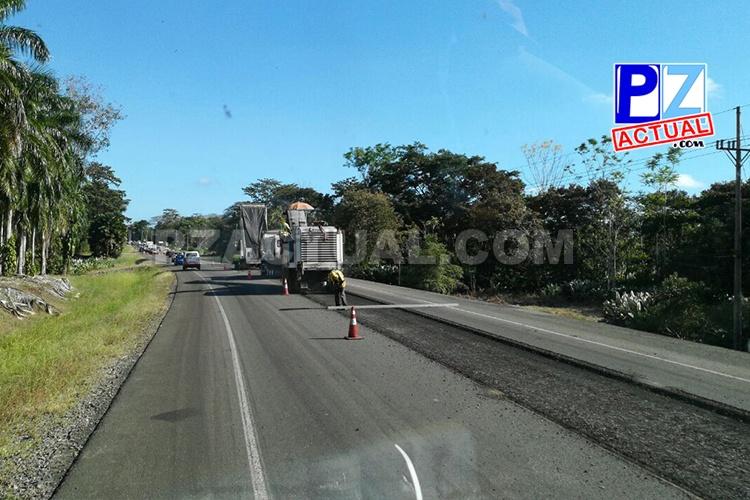 Gobierno invierte cerca de 605 millones en mantenimiento de ruta 34.