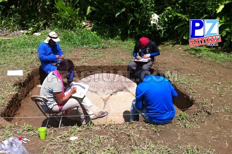 Esferas precolombinas bajo la lupa de expertos.