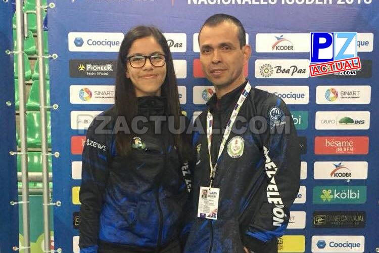 Generaleña buscará su tercera presea dorada en los Juegos Deportivos Nacionales 2018.