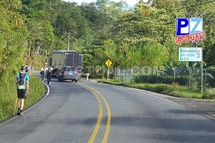 Camiones articulados o que transporten materiales peligrosos tendrán paso limitado por Romería.