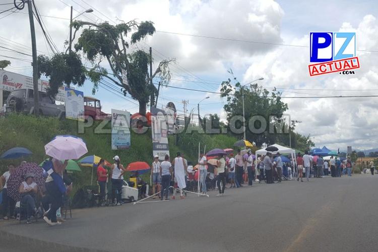 Cámara de Comercio de Pérez Zeledón se manifiesta ante huelga de los sindicatos.