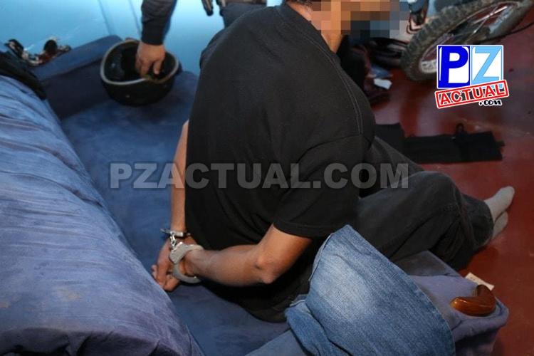 PCD captura organización criminal en Pérez Zeledón. Coto Brus y Alajuela.