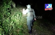 Policía de Fronteras evita ingreso ilegal de extranjeros en Golfito.