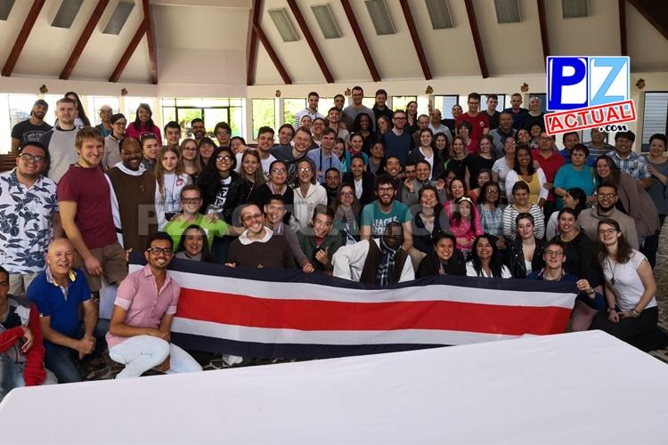 CNE declara alerta verde a nivel nacional por paso de peregrinos hacia la JMJ en Panamá.