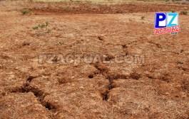 ¿Hay sequía en todo el país?