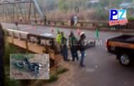 Accidente de tránsito acaba con la vida de motociclista en San Pedro de Pérez Zeledón.