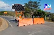 Ingeniería de Tránsito deja sin efecto el permiso de cierre en El Hoyón.