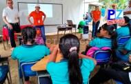 Estudiantes indígenas de la Zona Sur con nuevos conocimientos para mantener una vida saludable.