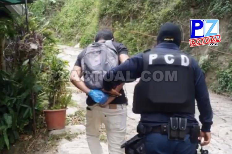 PCD golpea a traficantes locales de drogas en la Zona Sur.