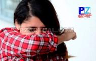 No baje la guardia, adopte medidas preventivas y evite el contagio de virus respiratorios.