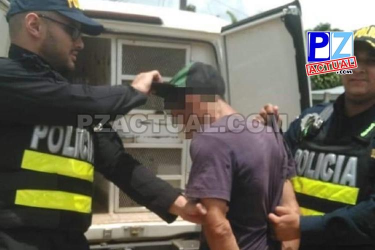 Fuerza Pública detiene a uno de los presuntos hampones más buscados en Pérez Zeledón.