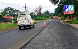 CONAVI demarcará 11 kilómetros en Interamericana Sur, en el límite cantonal entre Golfito y Osa.