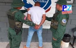 Policía de Fronteras detuvo en Golfito a dominicano requerido por homicidio en Nueva York.