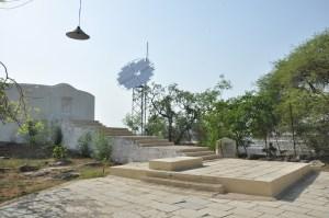 Old Parsi Dokhma