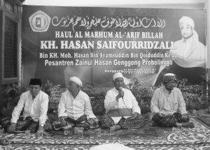 Haul KH Hasan Saifourridzall