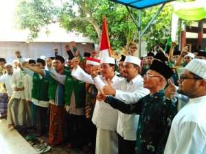 Kirab Santri Nasional Menyambut Hari Santri 22 oktober 2016