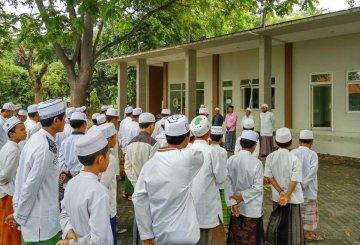 apel-madrasah-diniyah-baitus-sholihin-genggong-timur