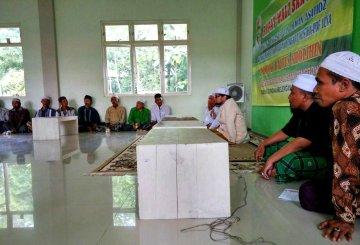 Rapat wali santri Pondok Pesantren Baitusshlihin