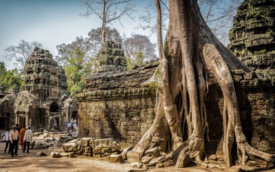 The Ancient Temples of Angkor
