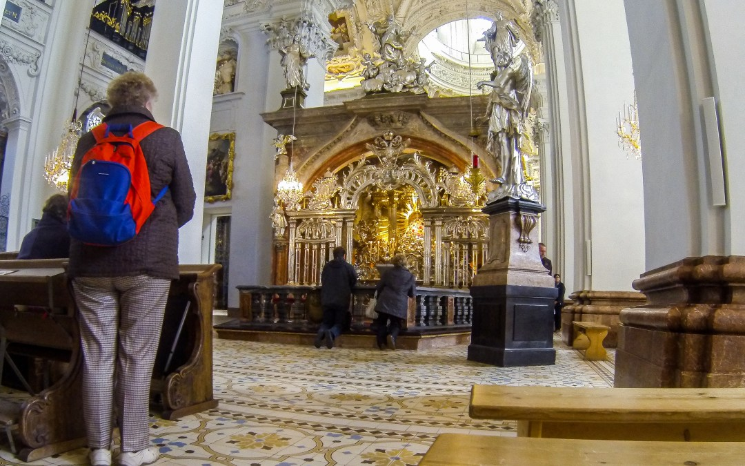 A Pilgrimage to Mariazell