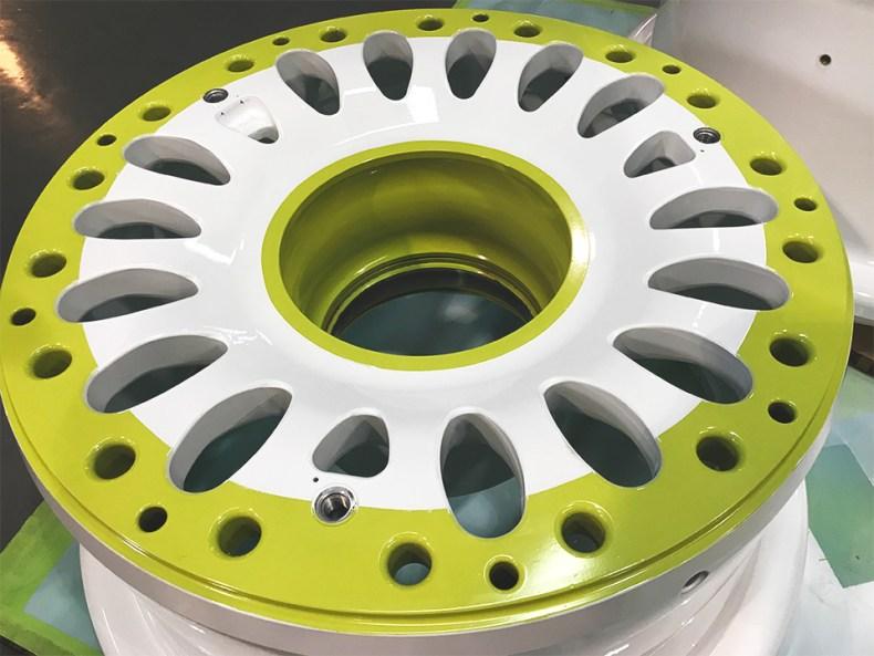 Q1 Aviation Wheel Support