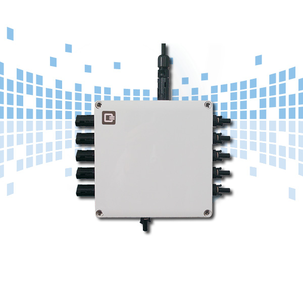 Anschlusstechnik Stringbox Simple