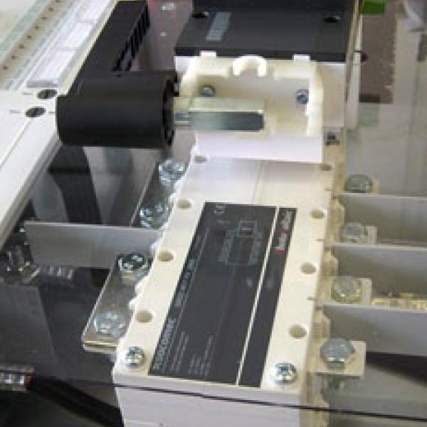 PV Anschlusstechnik Generatoranschlusskasten GAK Stringbox DC-Freischalter 450 A