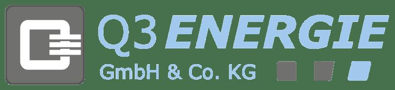 Logo Q3 ENERGIE Laupheim