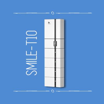 Infos zum Stromspeicher Smile-T10
