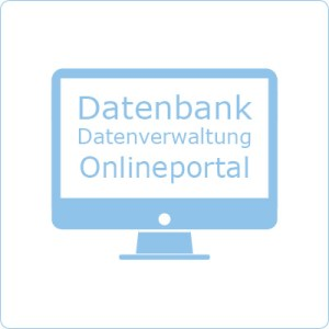 Datenbank Onlineportal Datenmanagement IoT Smart City