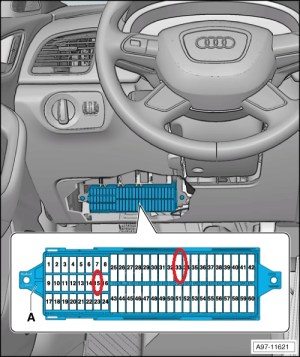 Auto dimming mirror  Audi Q3 Forums  Page 1