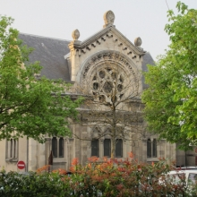 A synagogue at Epernay