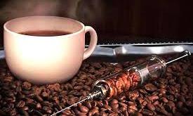 هل انتي مدمنة قهوة