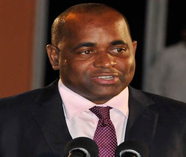 Prime Minister Roosevelt Skerrit Says Carnival Cruise Lines Is Aiding Dominica In Its Plans To Establish A Cruise Village For The Island