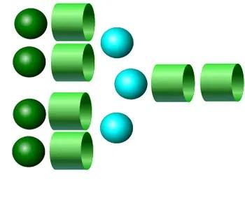 NA4 2-AB glycan