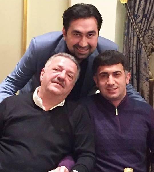 """""""Rövşənin vətən üçün çox böyük zəhməti olub"""" -  Elton"""