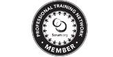 Scrum PTN Member Logo Black 165x83