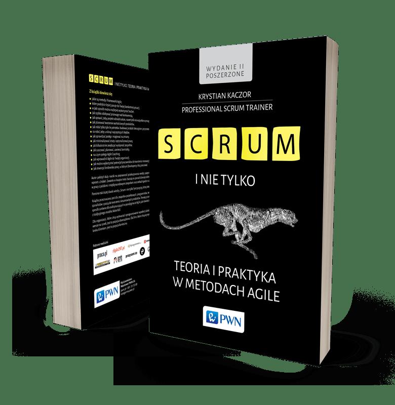 Scrum nie tylko wydanie II okladka