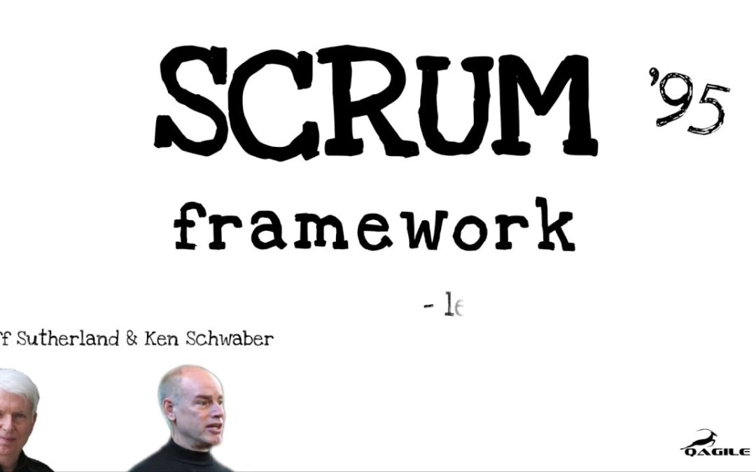 Scrum w 15 minut — Scrum Guide na video