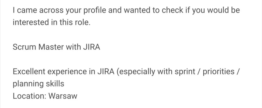 Scrum Master z Jira