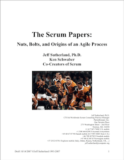 Scrum Papers