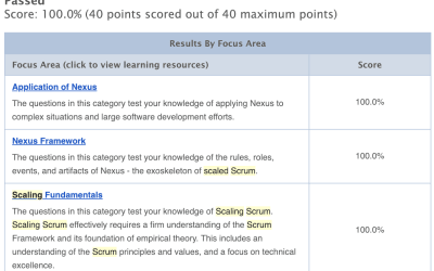 Jak zdać egzamin Scaled Professional Scrum?
