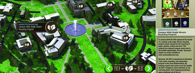 energy dashboard, qa graphics, eeed, ux design, green features