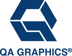 Qa Graphics mobile logo